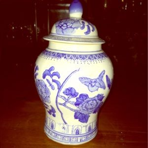 Other - Blue and White Vase
